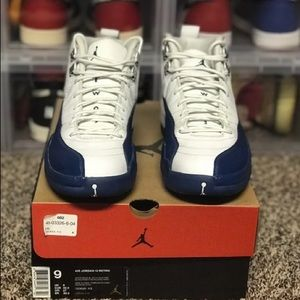 Other - Air Jordan 12 French Blue